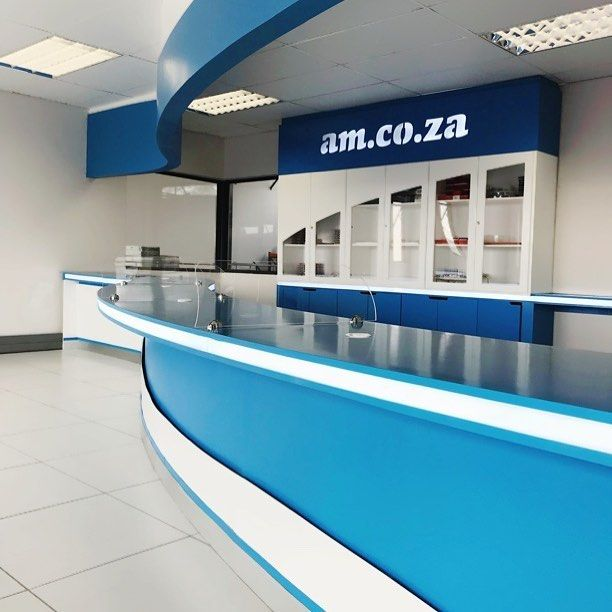 #brandinventors #am.co.za #designercounters #receptiondesk