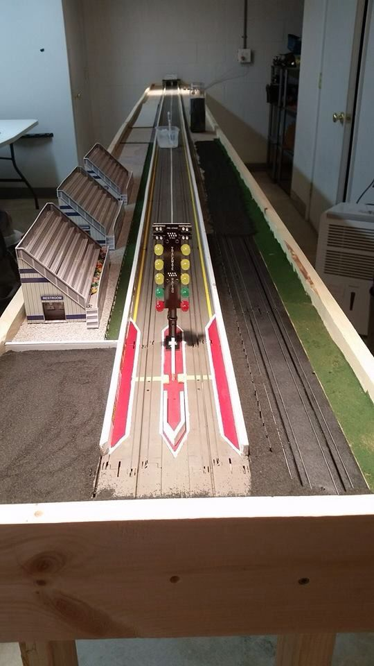 Drag Racing Rc Car Slot