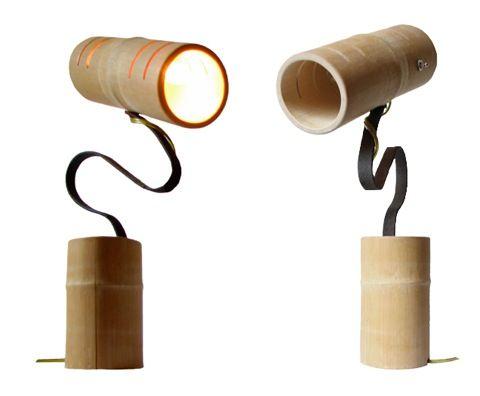 bamboo lamps                                                       …