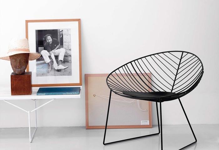 Lievore Altherr Molina Leaf chair for Arper.  #introdesign #chiardesign #arper #leafcollection