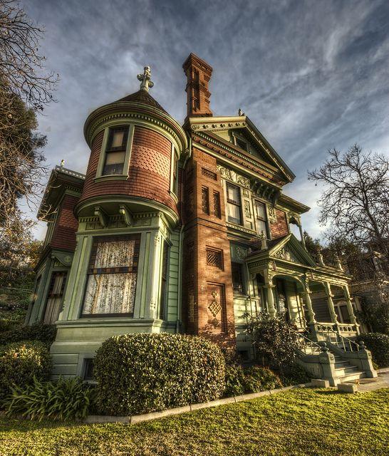 Dream Homes Los Angeles: Victorian In Los Angeles