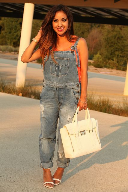 Best 25+ Jean overall outfits ideas on Pinterest