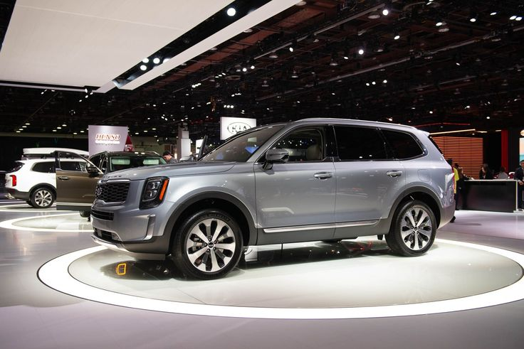 2020 Kia Telluride Arrives This Spring, Will Cost 32,735