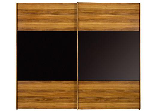 Berkeley Black Large 2 Door Sliding Wardrobe by Dreams Beds and Mattresses, via Flickr