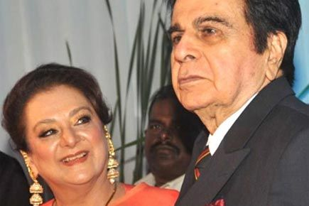 Saira Banu: Dilip Kumar not in ICU recovering well