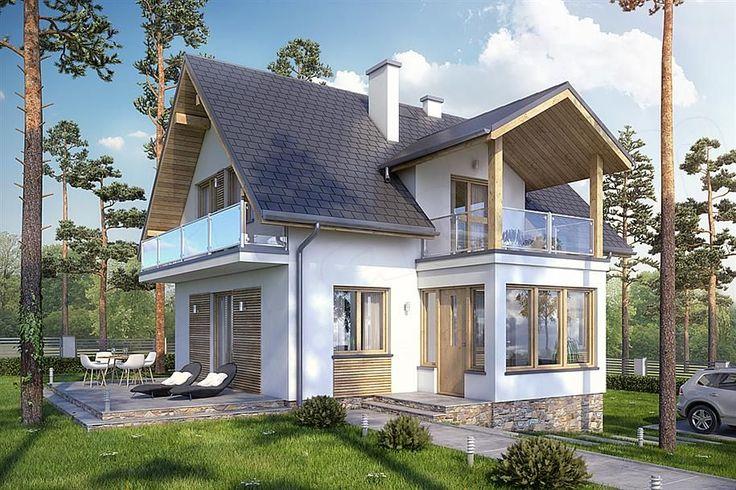 projekt Akacjowo DM-6559 KRF2641