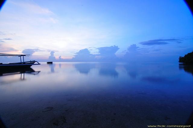 baluran sunrise