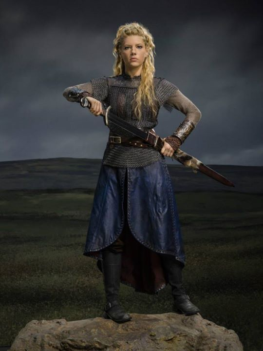Katheryn Winnick as Lagertha - Vikings