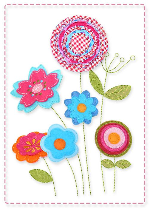 Blumenstrauss Freebie