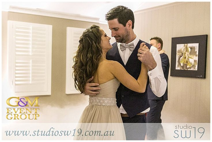Brisbane Golf Club Aaron&Toni - Dancing on a Cloud || G&M Event Group Wedding DJs & Lighting Design #brisbanewedding || Photo taken by @studiosw19