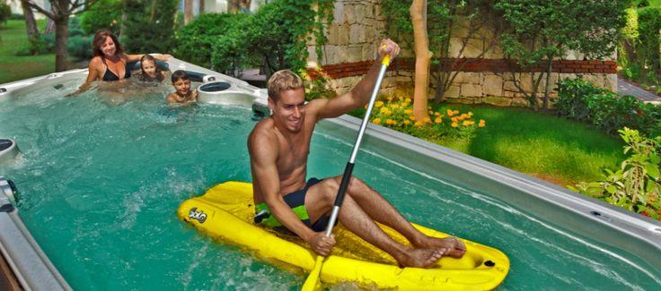 Vous avez pour projet d'acquérir un Spa de nage ? Clair Azur a établi pour vous un guide d'achat pour vous aider à faire le bon choix.