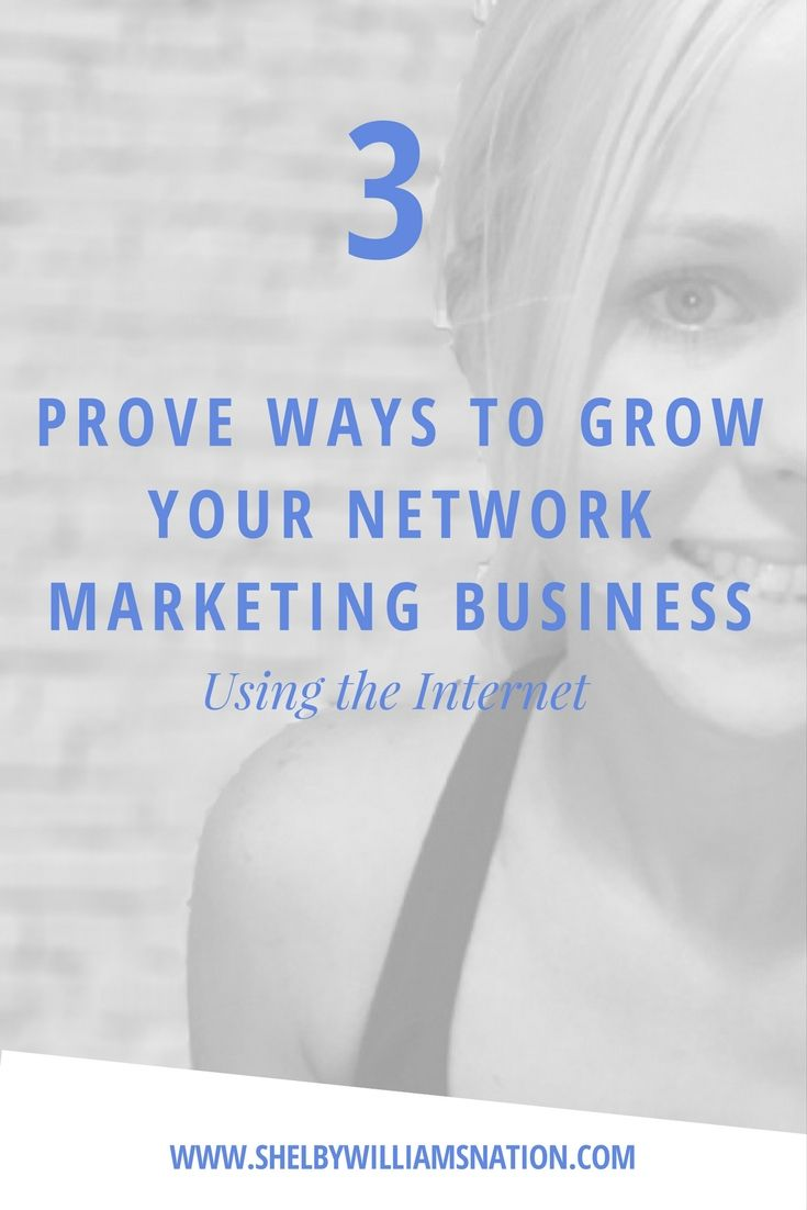 Therefore, as I've done many times before, I'm gonna share with you top 3 Internet strategies that are actually used to build network marketing businesses today!