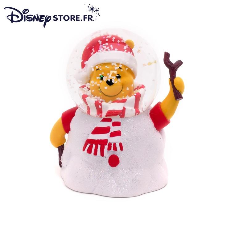 Boule à neige WINNIE L'OURSON - Créez votre board « Liste Magique de Noël Disney », épinglez-y 20 produits maximum qui viennent de notre board « Liste Magique de Noël Disney ». Chaque jour un « cadeau du jour » est à gagner par tirage au sort. Le 21 Décembre, celui qui aura le plus de like sur son board « Liste Magique de Noël Disney » gagnera la totalité de son board. - www.disney-televi... -  #NoelDisney
