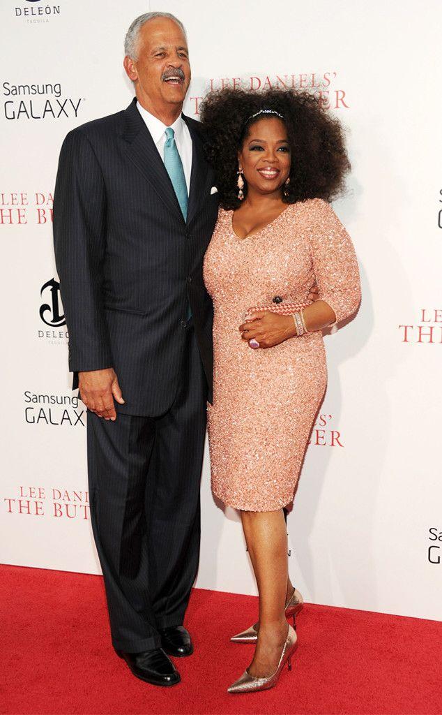 Graham Stedman & Oprah Winfrey