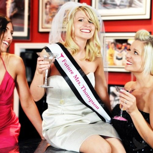 Top 10 Alternative Bachelorette Party Ideas-a little classier than a drunken bar crawl  You see this ladies...