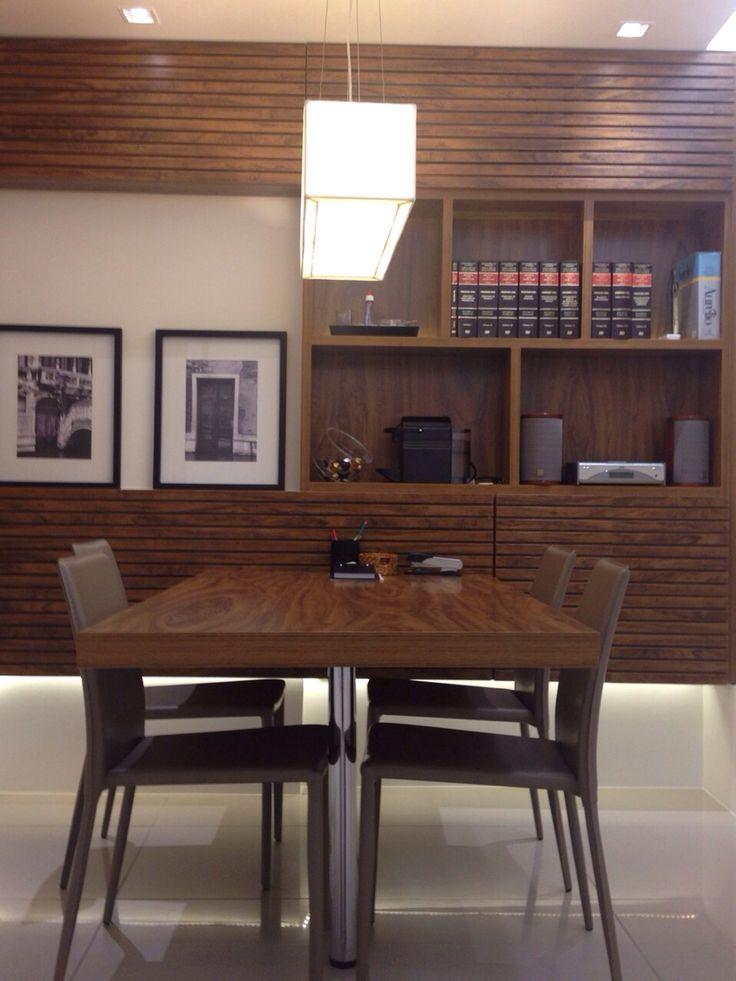 Escritório Advogacia Sala Reunião  Centro RJ