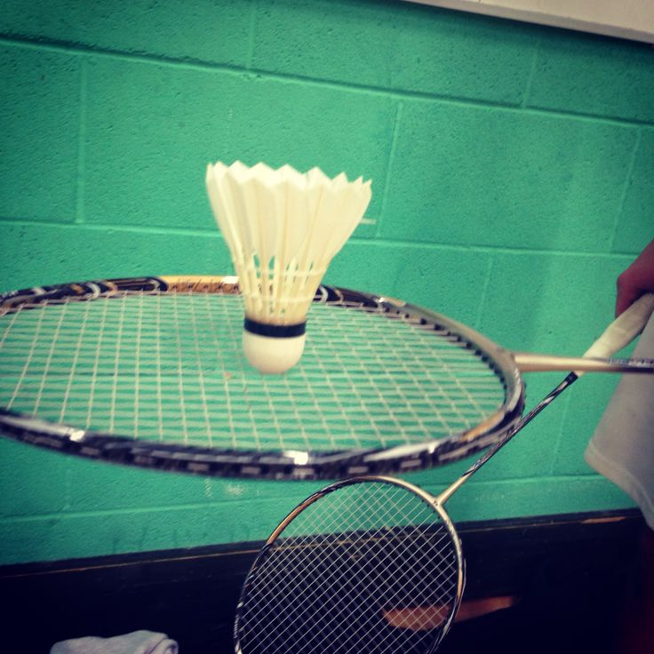 a description of badminton as a court or lawn game played with lightweight rackets Victor products: rackets (badminton, tennis  a similar game hanetsuki was played as early as  teaching programme university course description badminton.