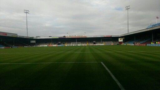 Glandford Park - Scunthorpe United FC
