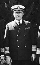 Admiral Samuel Shelburne Robison, (1867-1952). He held several major commands during WWI, as well as being Superintendent of the United States Navy Academy from 1928-1931.