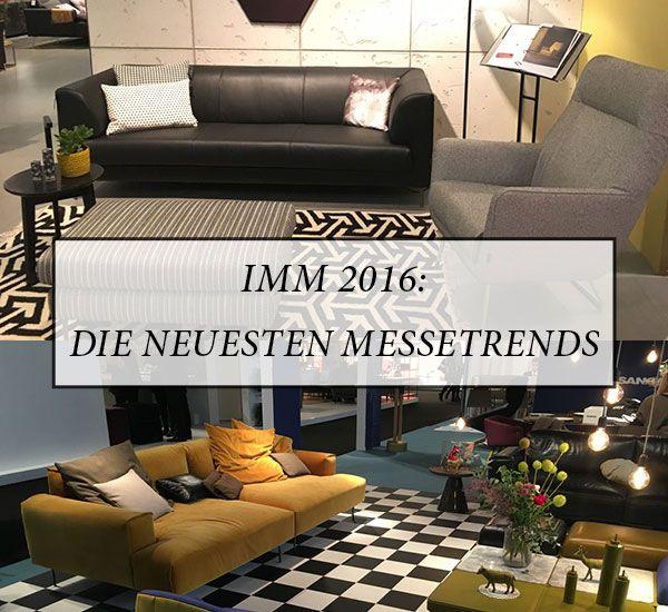 IMM Möbelmesse Köln 2016