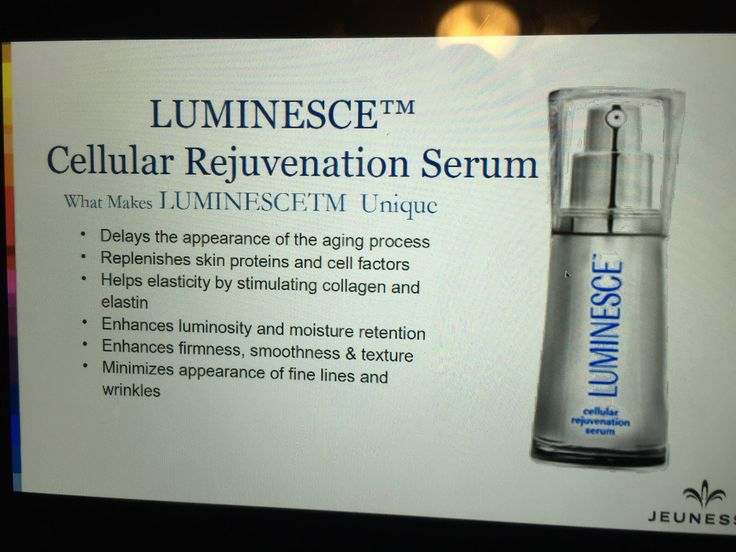 JEUNESSE STEM CELL TECHNOLOGY JEUNESSE STEM CELL TECHNOLOGY Adult stem cell technology is dramatically expanding the horizons of skin care development. This revolution in the science of youth is made possible because of the intersection of bio-engineering technology and years of product formulation expertise. Luminesce skin products contain: How the Stems Cells are used and grown for Luminesce serum http://youtu.be/e5RWZafotSw THE SCIENCE OF STEM CELLS Dr. Nathan Newman, a world-renowned…