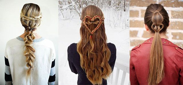 Einfache Tutorials zur Valentinstag-Frisur für Anfänger und Lernende 2018   – Styles De Cheveux
