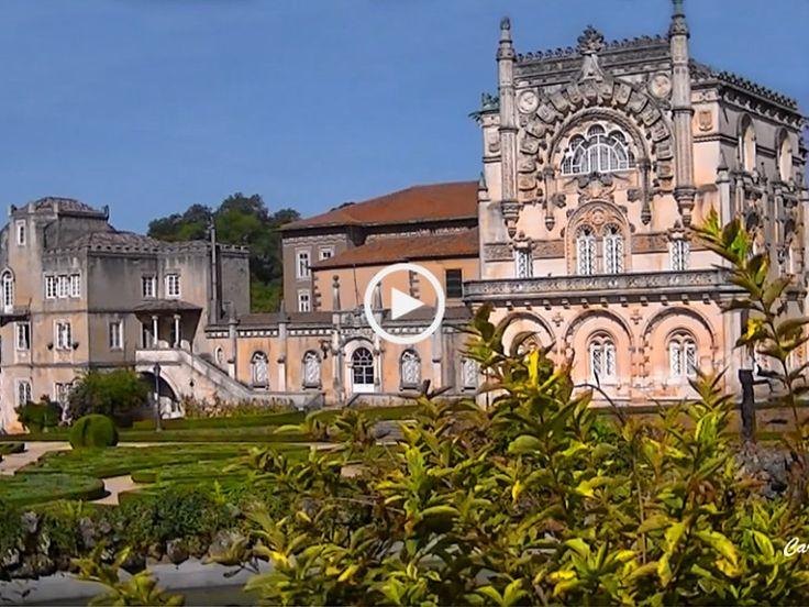 Precioso Palácio do Buçaco! | 1001 TopVideos