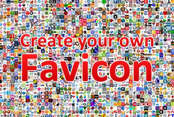 create a MEMORABLE Favicon Design by goodfauzan