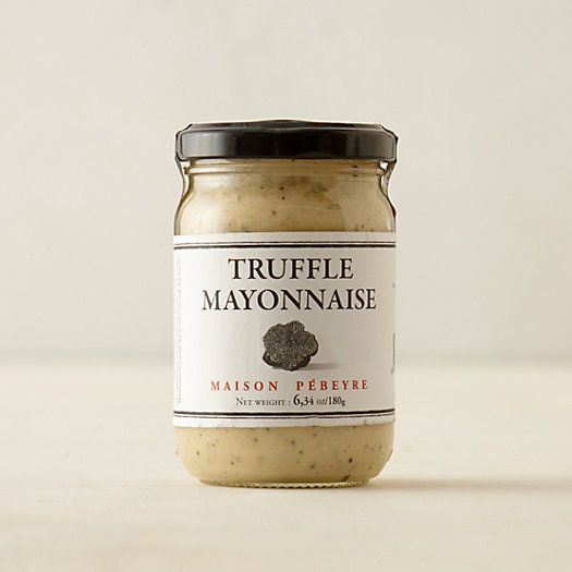 French Truffle Mayonnaise from Terrain