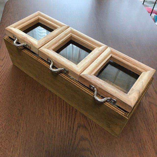 簡単100均DIY】セリアの材料で作る小物入れ