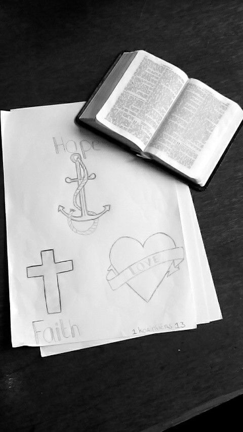 Faith Hope Love 1 Korintiërs 13