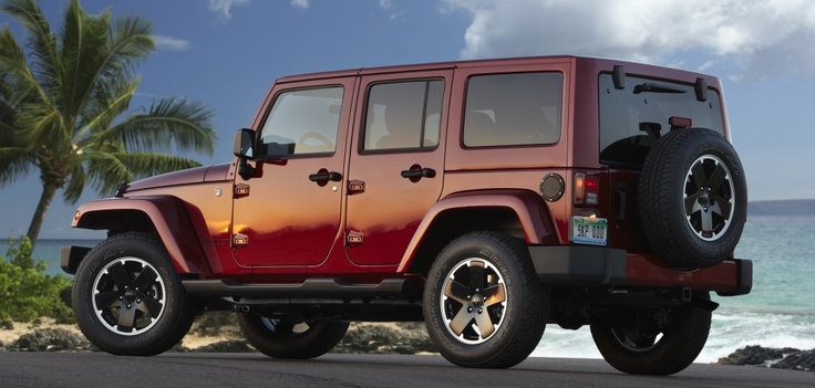 Good article from Mopar Magazine about this rugged #Jeep #Wrangler!