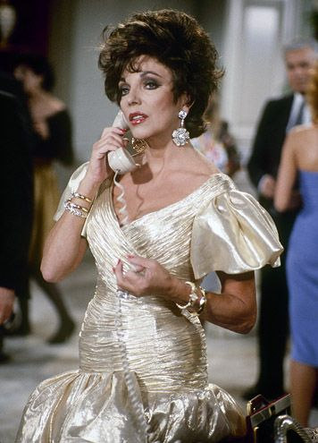 Alexis Carrington- Dynasty