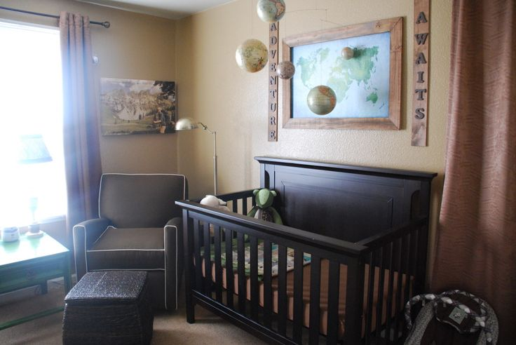 Travel Themed Bedroom For Seasoned Explorers: 1000+ Images About Boy Baby Rooms On Pinterest