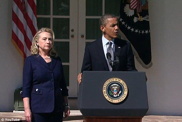 TIMELINE OF OBAMA ADMINISTRATION'S SHIFTING POSITION ON BENGHAZI ATTACK