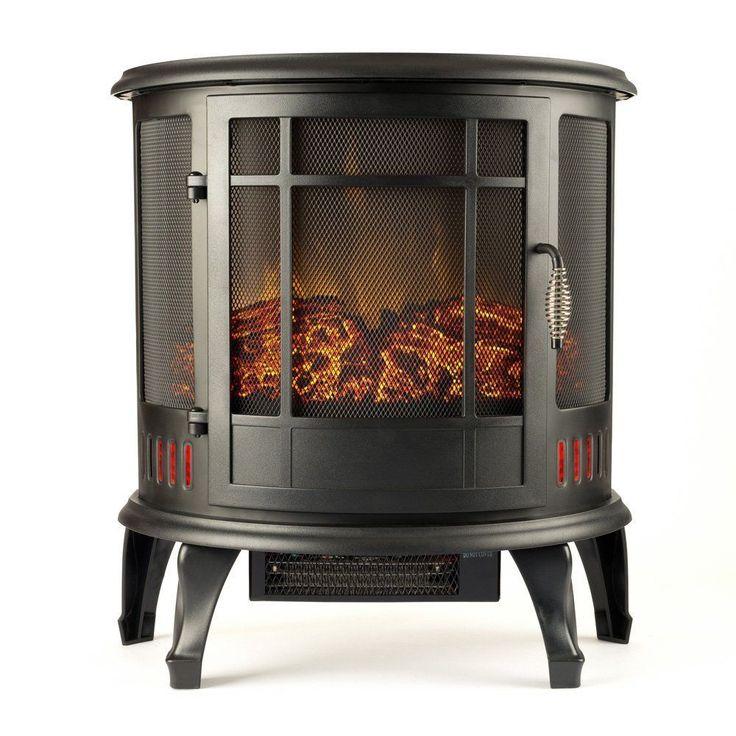 Vintage Design Regal Electric Fireplace Stove e-Flame USA 22 Inch Black Portable #eFlameUSA  http://stores.ebay.com/YOUR-BEST-OFFERS?_trksid=p2047675.l2563