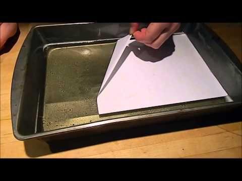 Hectograph printing