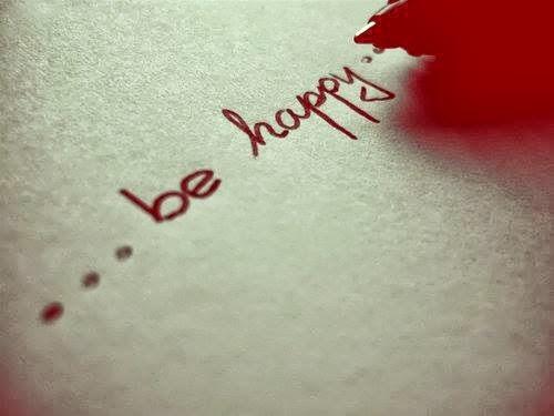 ...Se feliz