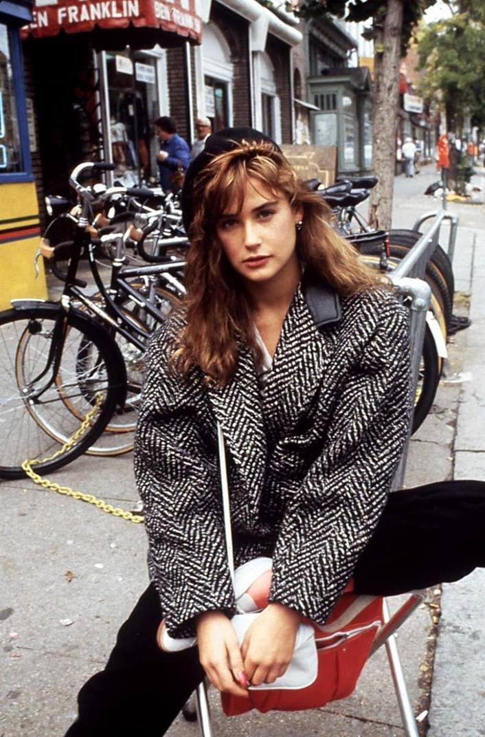 Деми Мур, 1980-е годы