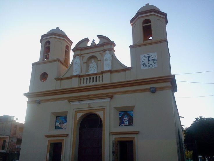 Iglesia Santa Ana de Baranoa, corazón del Atlántico, tierra de bella gente, mujeres hermosas, gente laboriosa.