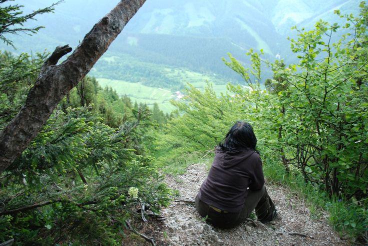Z góry wszystko wydaje się prostsze, problemy nie takie duże, świat całkiem piękny :)