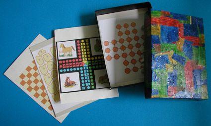 Costruire un kit di giochi da portare in vacanza