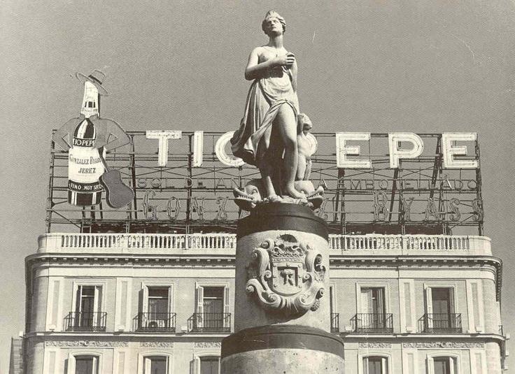 Tio Pepe. Puerta del Sol.