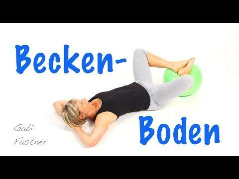 15 min. Gymnastik für den Beckenboden – YouTube – Brigitte Jürgensen