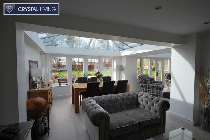 Perry Conservatory Case Study | Crystal Living