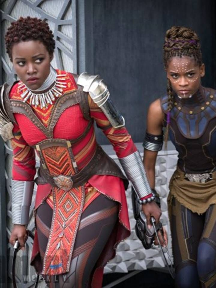 Black Panther Cosplay idea