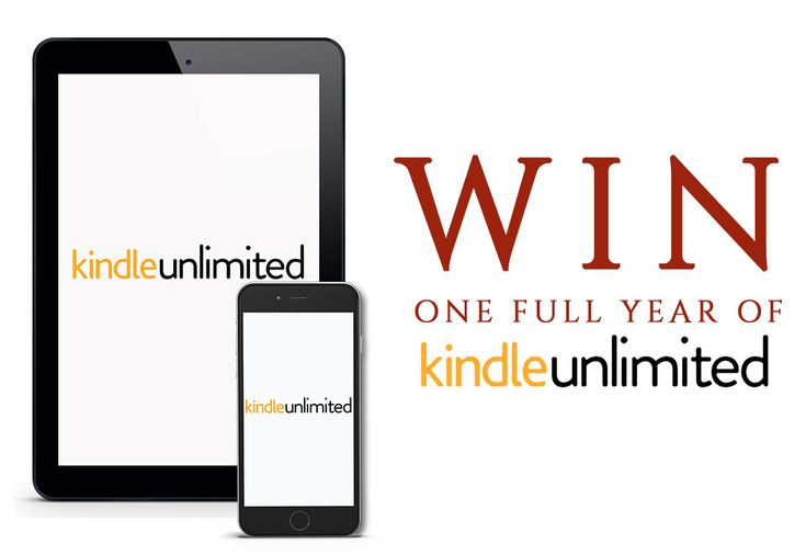 FANTASY READERS: WIN A ONE YEAR KINDLE UNLIMITED SUBSCRIPTION!