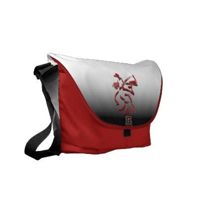 Cheerleader Messenger Bag