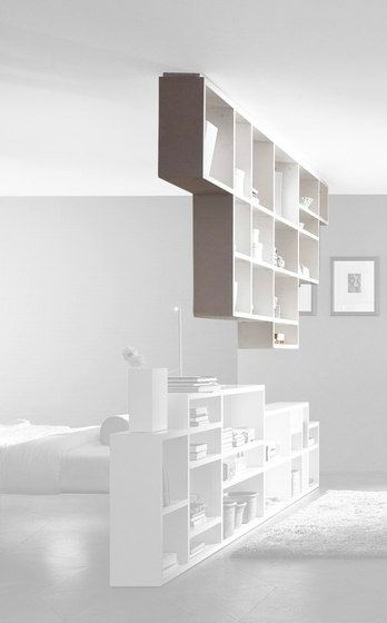 Shelving systems | Storage-Shelving | 30mm_weightless | LAGO. Check it out on Architonic