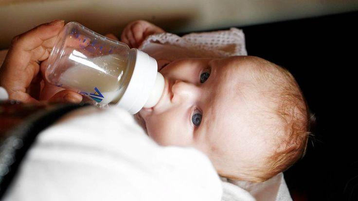 Mødre må få si nei til amming uten å føle skyld - Aftenposten